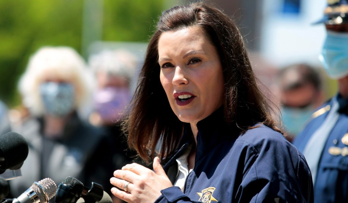 Michigan Governor Gretchen Whitmer Traveled Out of State Despite COVID Warnings