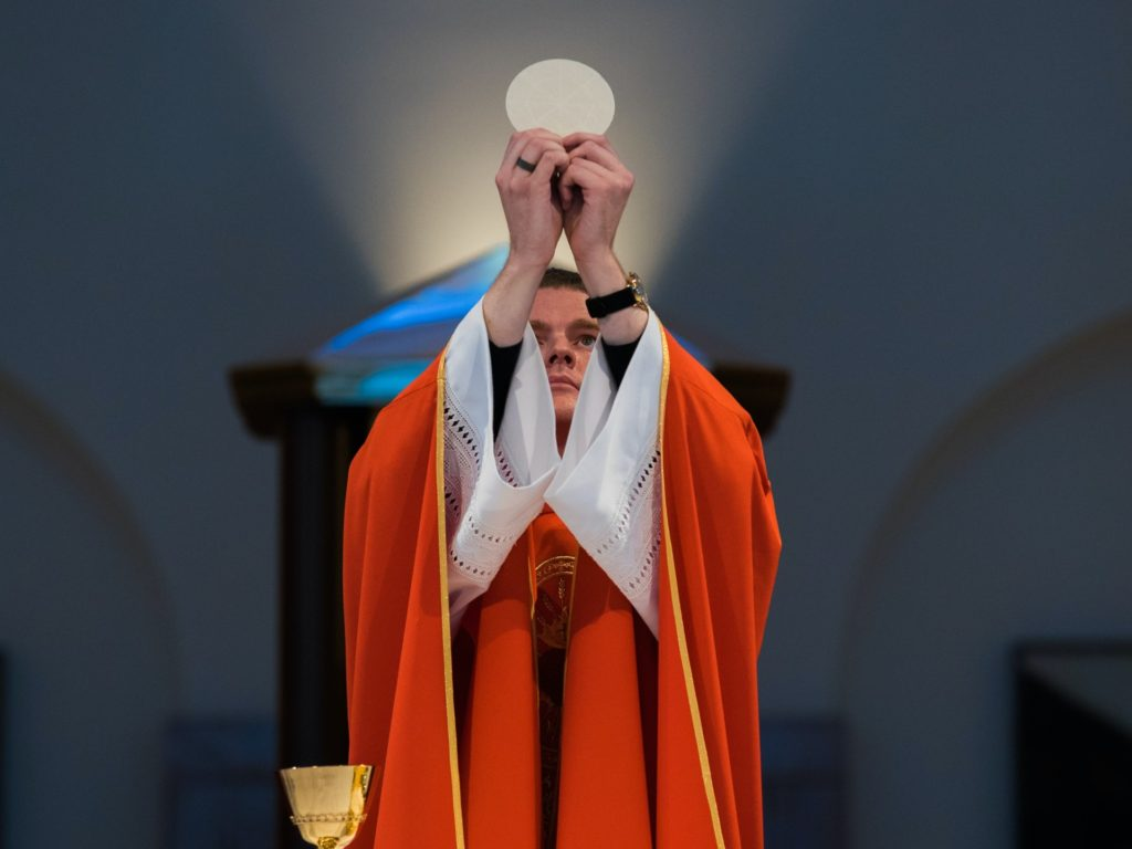 Catholic Belief in the Eucharist Is 'Madness'