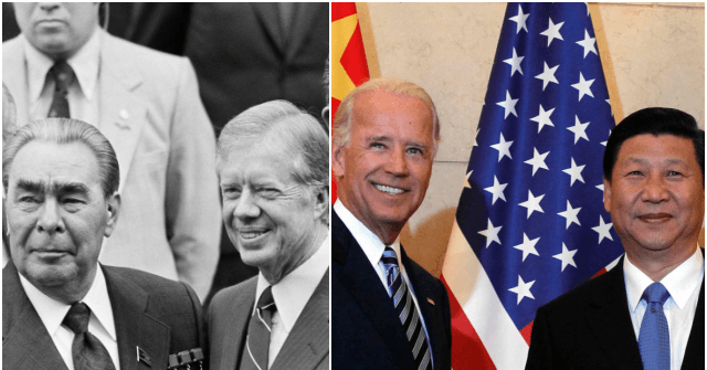Carter 2.0 — Joe Gets Played by a Communist Dictator Just Like Jimmy
