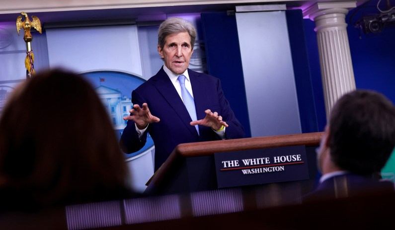 John Kerry & Iran: Kerry Protected by Double Standard