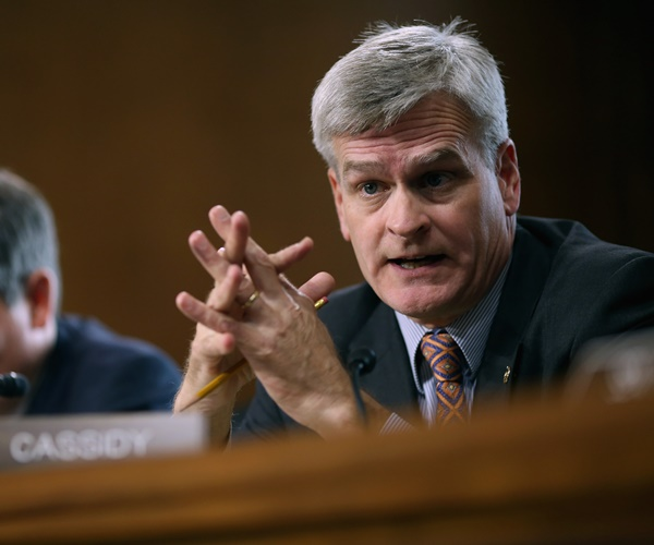 Sen. Cassidy: GOP and Dems 'Closer Than You Might Think' on Infrastructure
