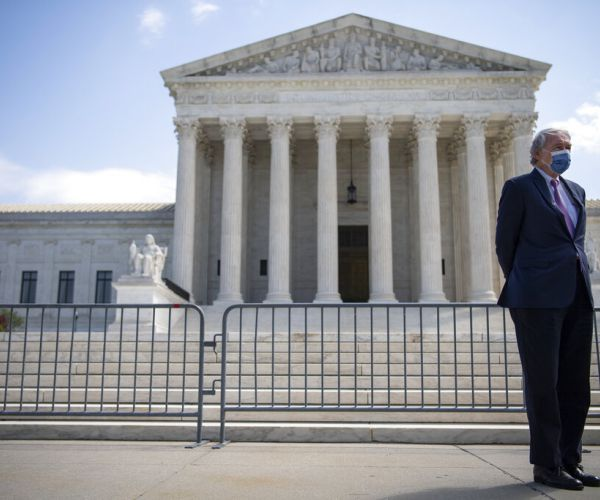Commission to Study Supreme Court Could Give Dems' Wish of Term Limits
