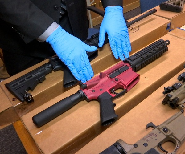 Justice Dept. Rule Would Aim to Crack Down on 'Ghost Guns'
