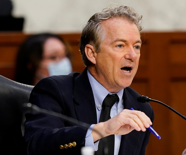 Rand Paul Blames Twitter for Threatening Package in His Mailbox