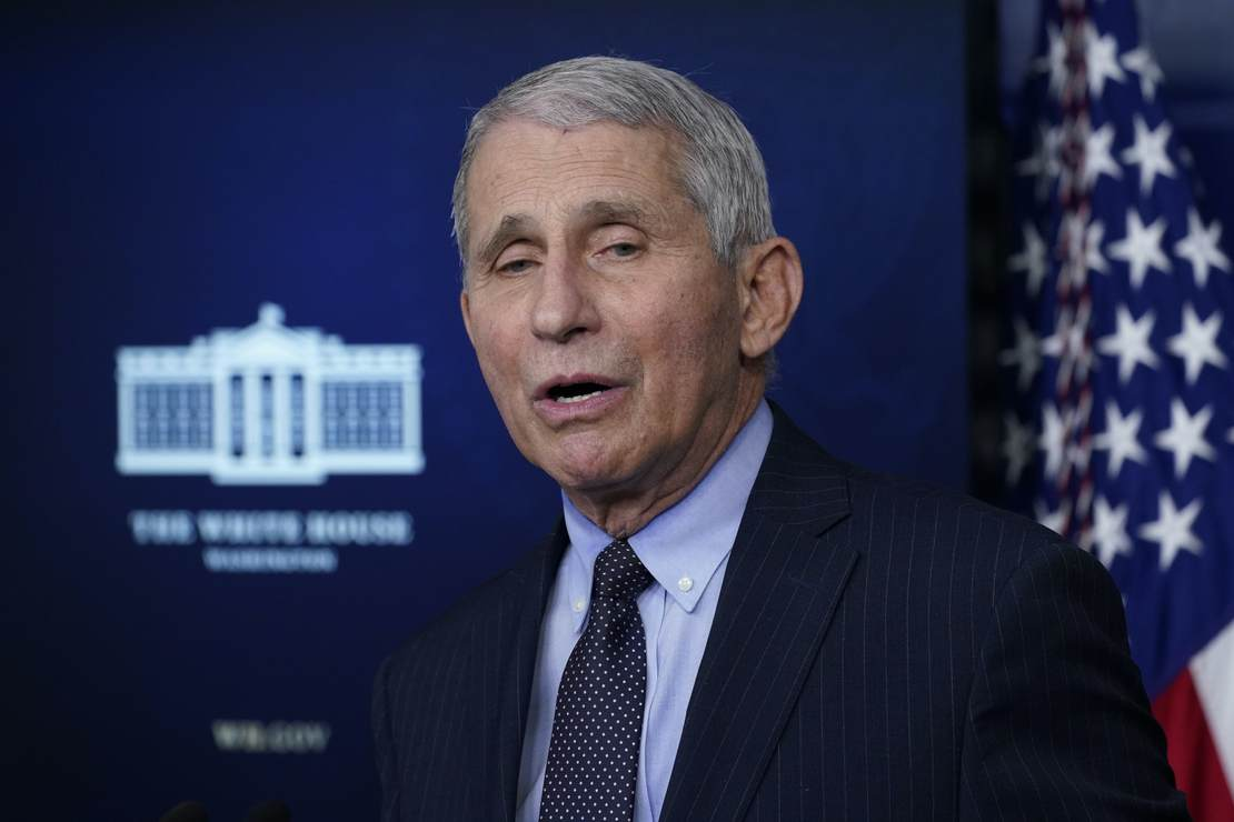After CDC Flip-Flops, Dr. Anthony Fauci Doubles Down on Insanity – RedState