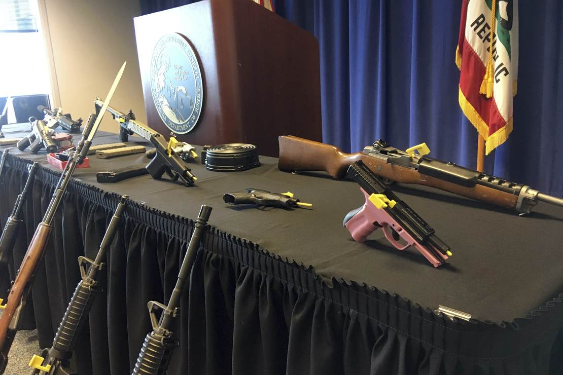 Former US Attorneys Demand Fewer Federal Prosecutions For Gun Offenses – Bearing Arms