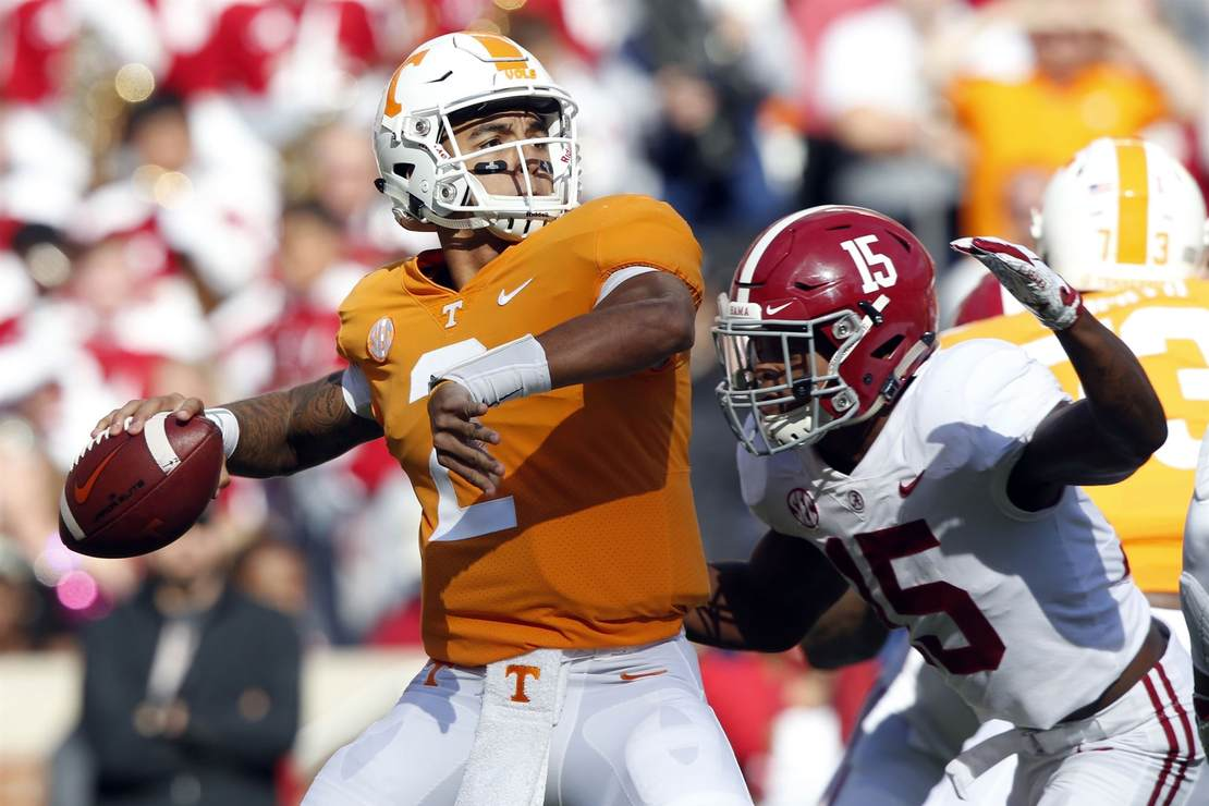 Facing the Prospect of Full-Capacity Sporting Events, Tennessee's Governor Shuns 'Arbitrary Measures' – RedState