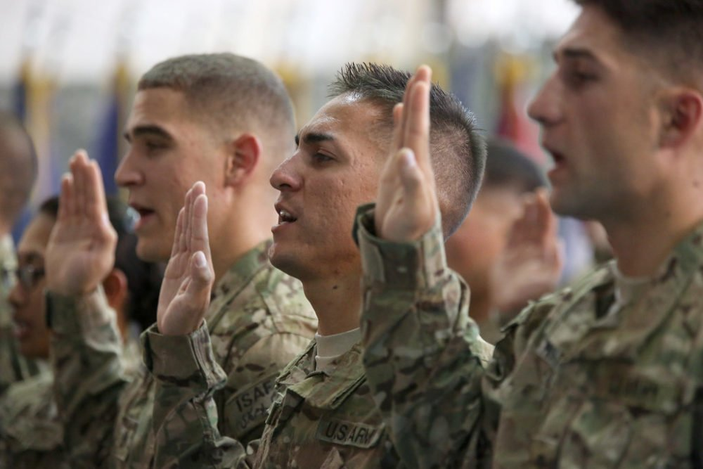 U.S. Withdraws Nearly 20 Percent Of Troops From Afghanistan