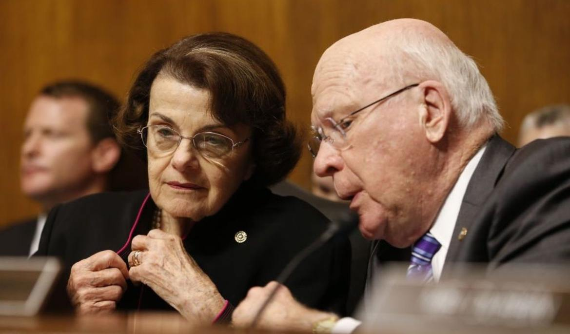 'Dangling By A Thread': Democrats Are Worried Elderly Senators Could Derail Biden's Agenda By Dying