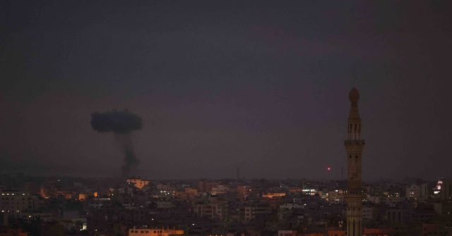 After Long Night of Israeli Attacks, Palestinian Rockets Fall Silent — For Now
