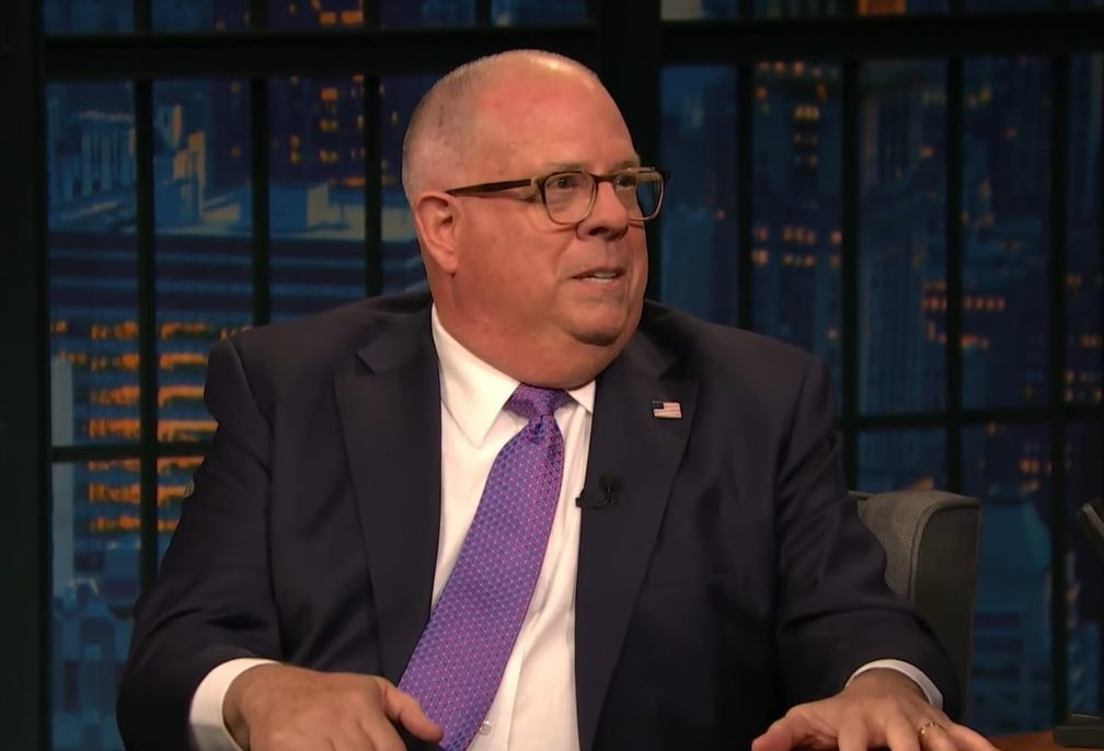 Larry Hogan Lies To Pervert 'Cancel Culture' To Mean Something It Doesn't