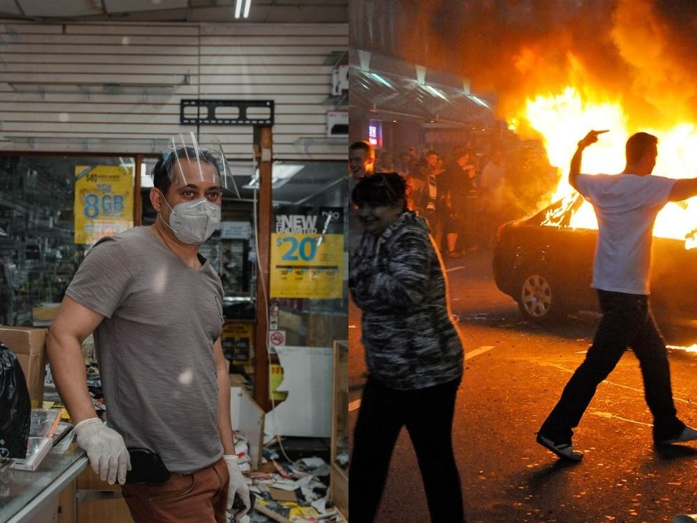 BLM Rioters Ransacked This Minority-Owned Store In Philadelphia