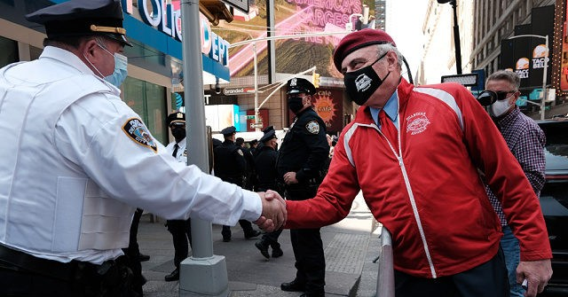 NYC Mayoral Candidate Curtis Sliwa on Times Square Shooting