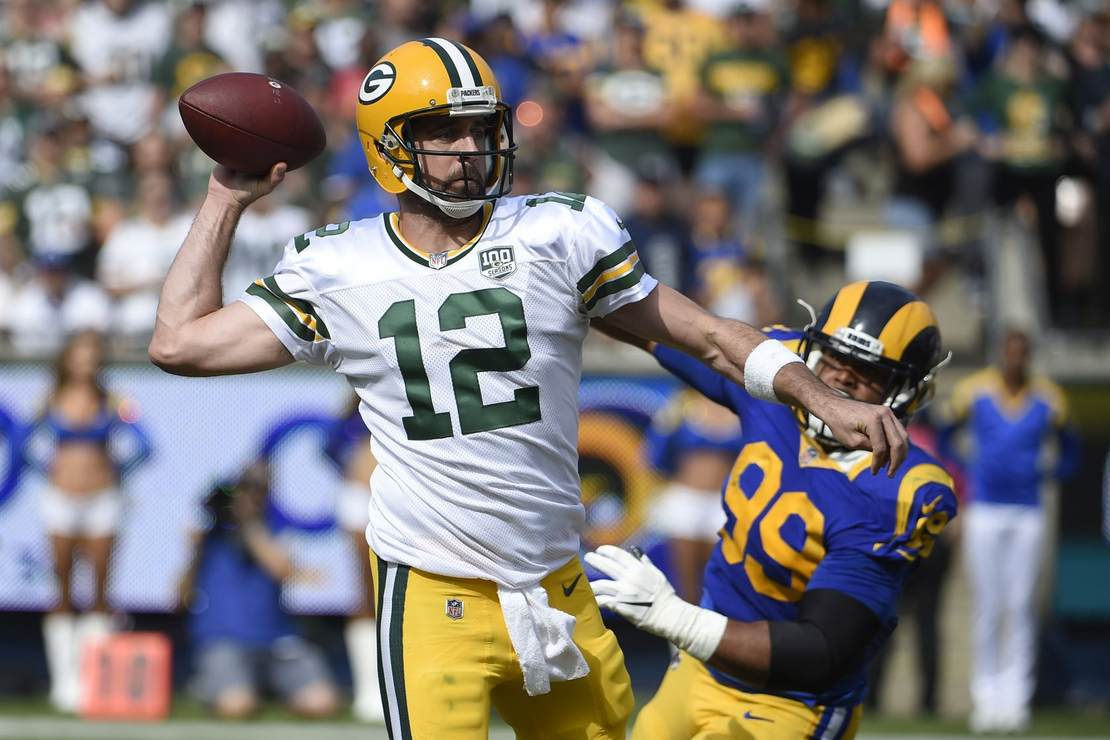 Are Aaron Rodgers and the Packers Really Packing It In? – RedState