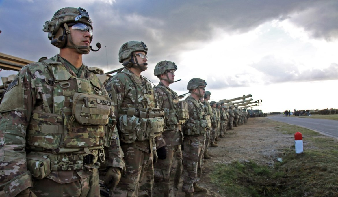 Army Calls Climate Change Serious Security Threat