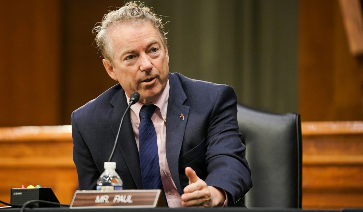 FBI Investigating Package Sent to Rand Paul's Home
