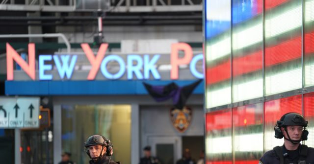 Three Wounded in Times Square amid 83% Surge in NYC Shootings
