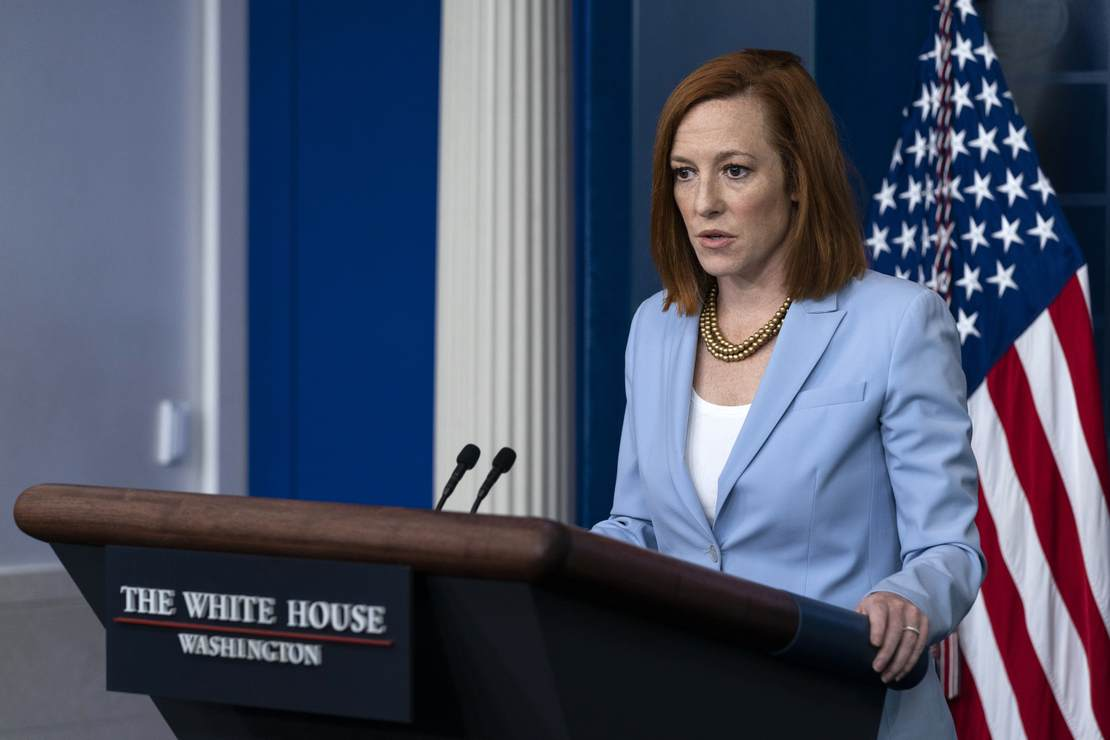Jen Psaki's Answer to Fauci Emails Question Shows Why Hearings Should Be Conducted ASAP – RedState