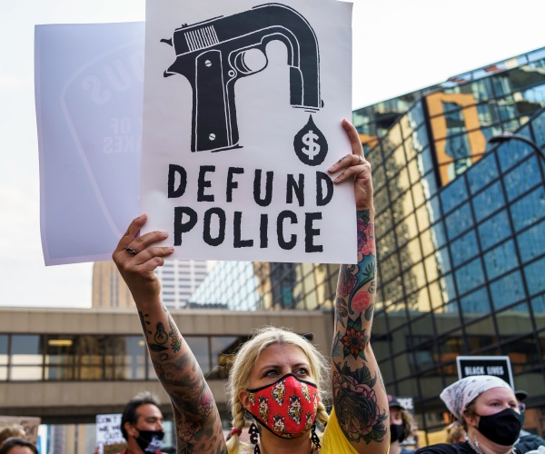 Dems Flip on Defunding Police, Promote Funding Amid Crime Surge