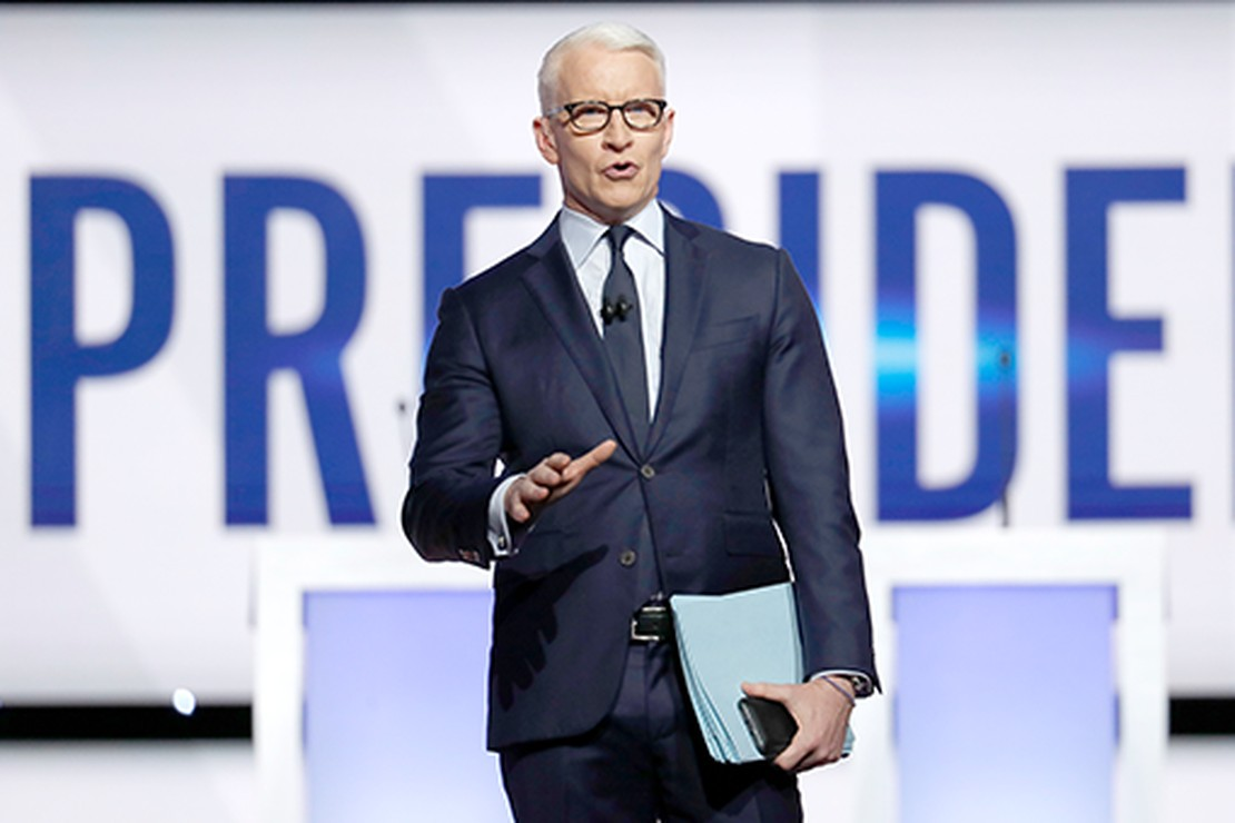 Anderson Cooper Makes Insane Claim About Capitol Riot, but Guess Where He Got It From – RedState