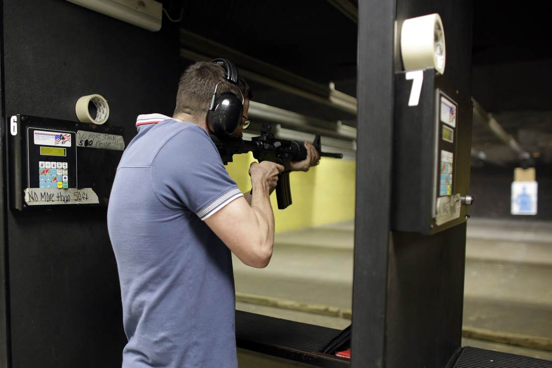 Massachusetts Lawmaker Introduces Ban On All Semi-Automatic Rifles – Bearing Arms