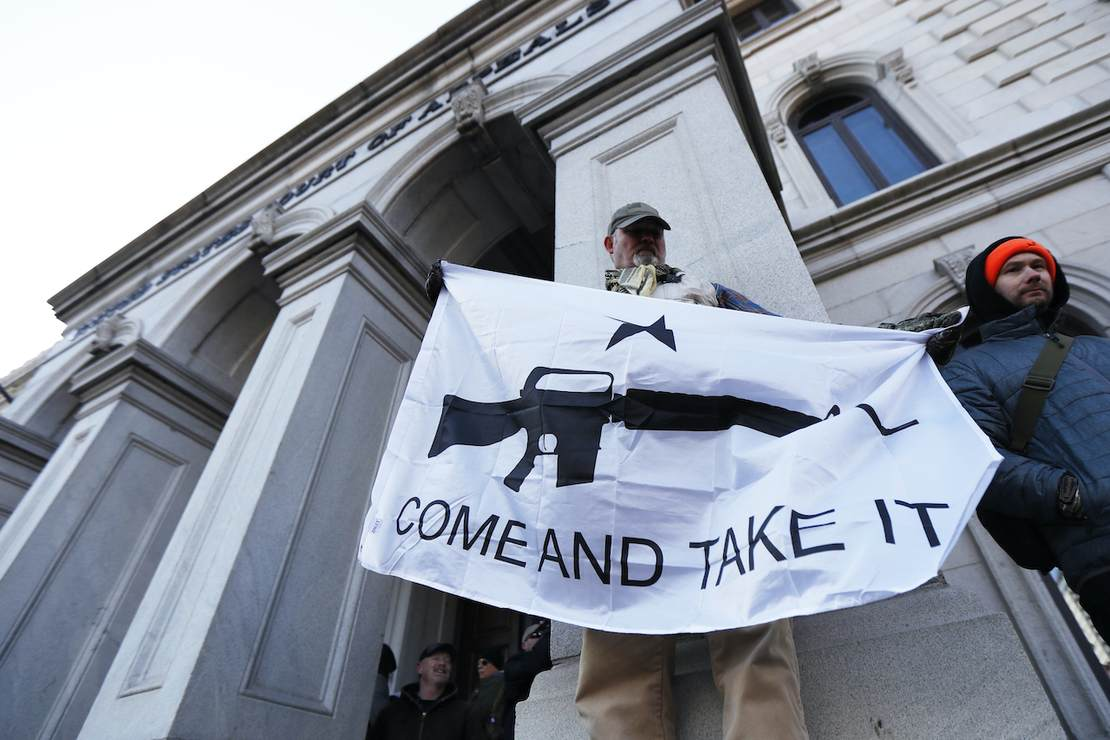 New Hampshire Republicans Punt On 2A Sanctuary Bill – Bearing Arms