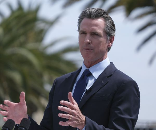 Newsom Gets $200,000 From Former Yahoo CEO to Defeat Recall
