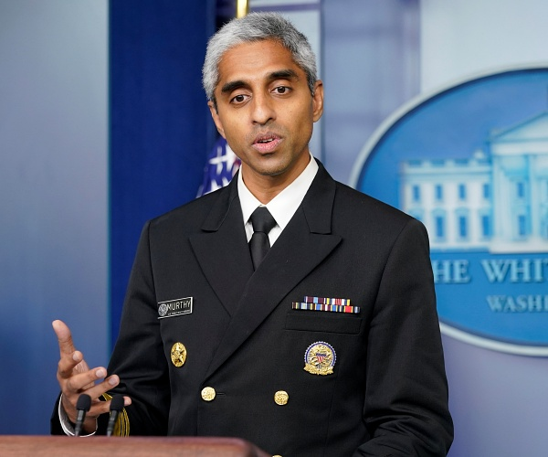 Republicans Accuse Surgeon General of 'Colluding With Big Tech'
