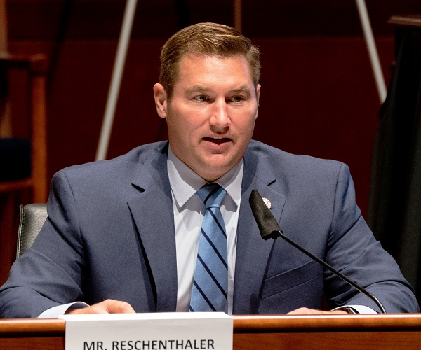Rep. Reschenthaler to Newsmax: Jan. 6 Probe Nothing but 'Political Theater'