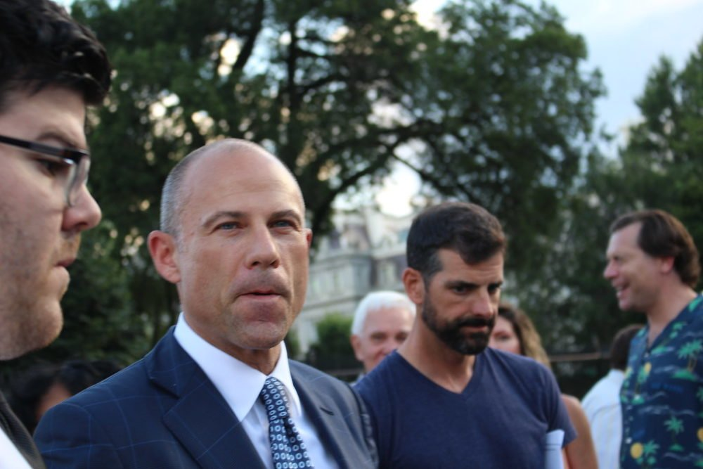 Michael Avenatti Sentenced To Prison For Trying To Extort $20M From Nike