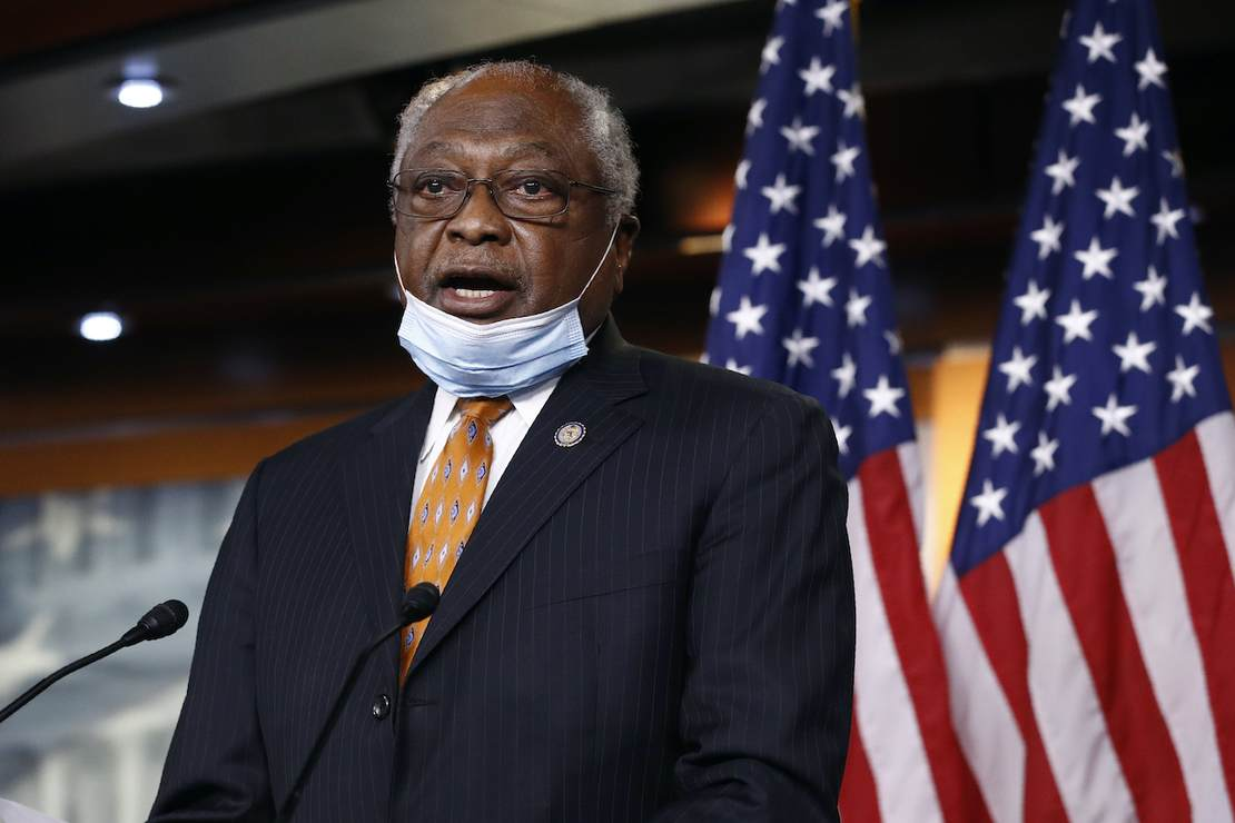 Clyburn Tries and Fails to Play Switcheroo With the Definition of 'Voter ID' – RedState