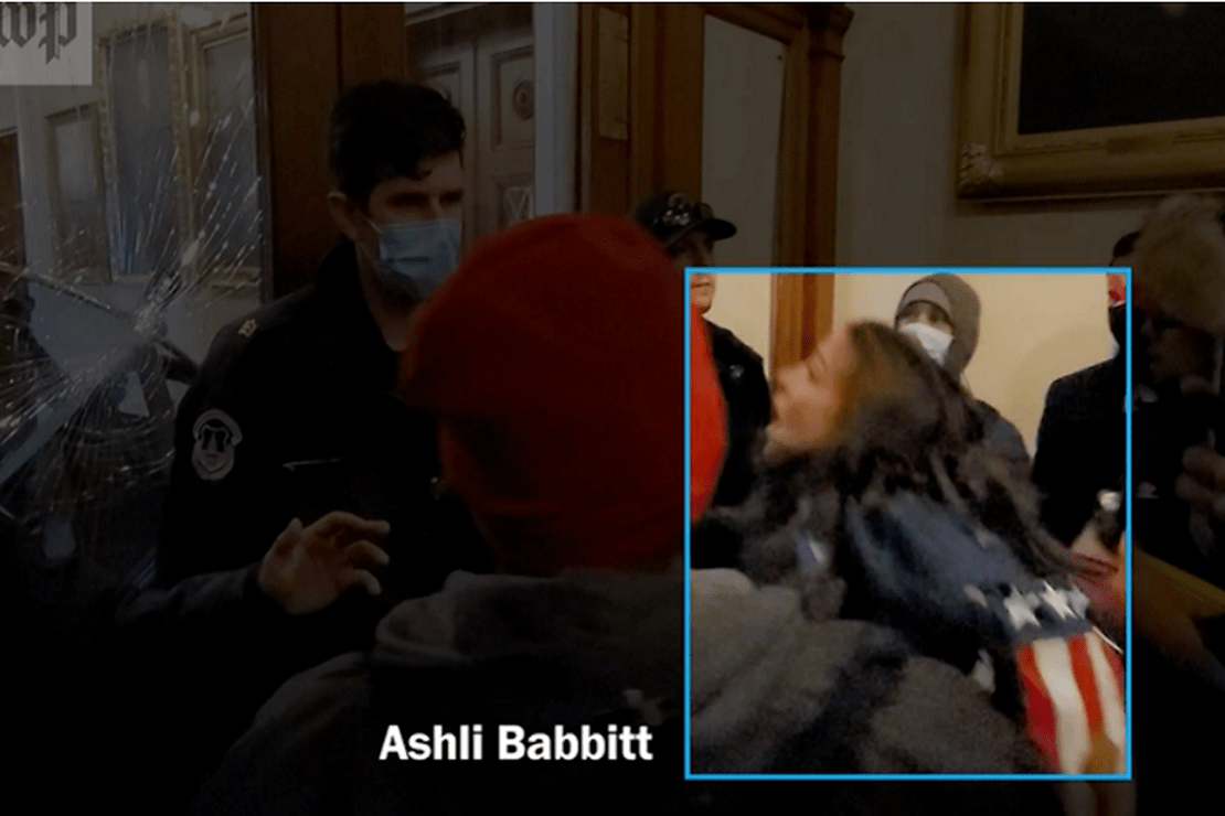 Jonathan Turley Calls out Concerning Comments by Ashli Babbitt's Shooter – RedState