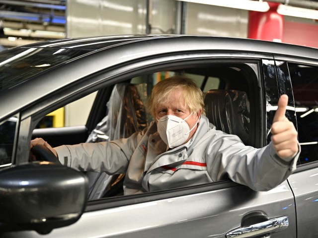 Farage Hails New Jobs with Nissan Investment