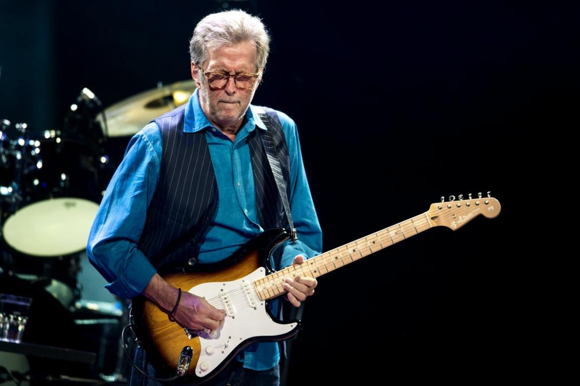 Eric Clapton Says He Reserves 'The Right To Cancel' Shows At Venues That Require Proof Of Vaccination