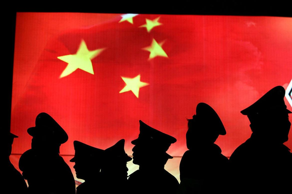 Blowback Erupts As Chinese Spokesperson Claims U.S. Flouts 'International Rules'