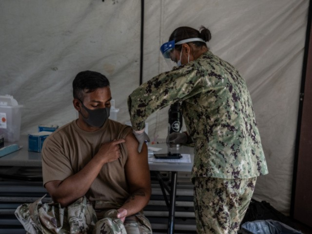 Pentagon to Look into Mandatory COVID-19 Vaccines if FDA-Approved