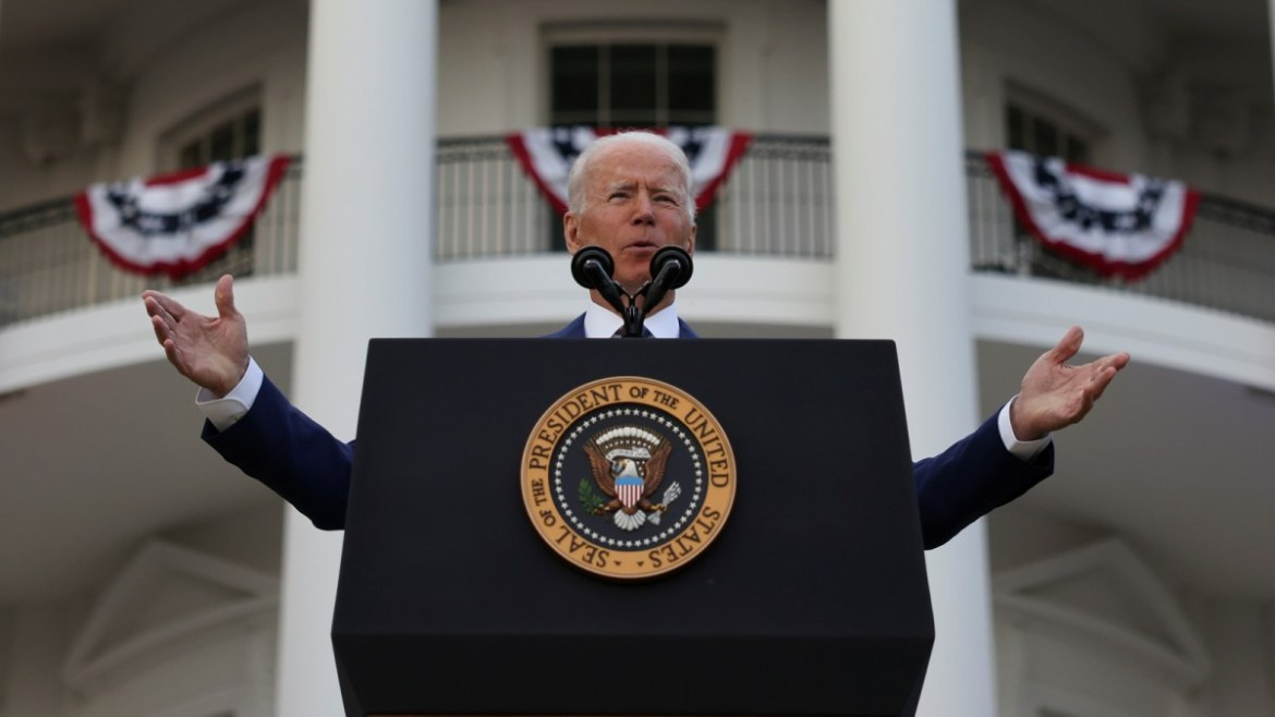 Biden Misses Fourth Of July Vaccination Goal