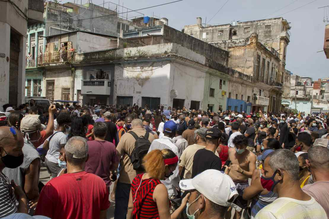Reuters Take on Cuban Protests Shows Why Journalism Is Truly Dead – RedState
