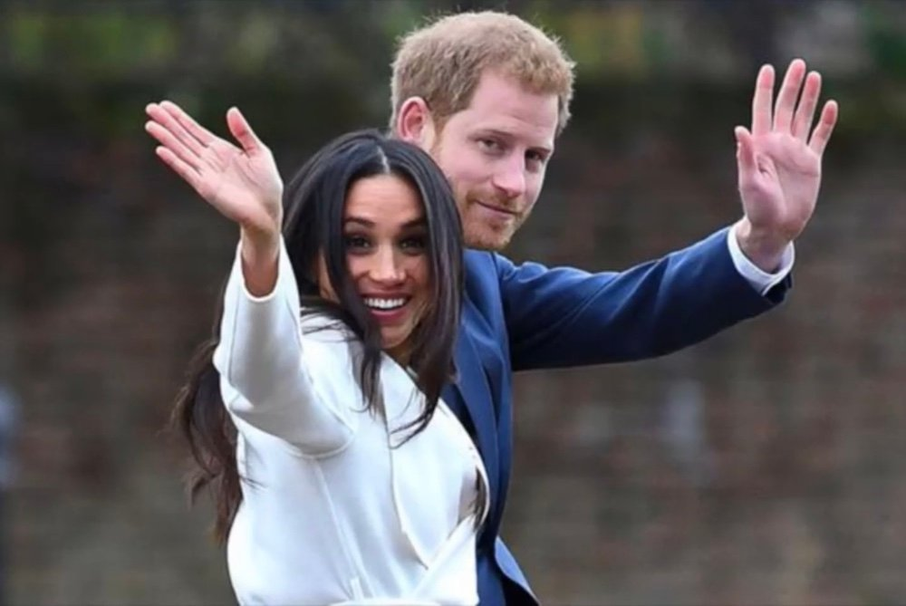 Prince Harry, Meghan Markle Receive Award For Their Two-Children Limit