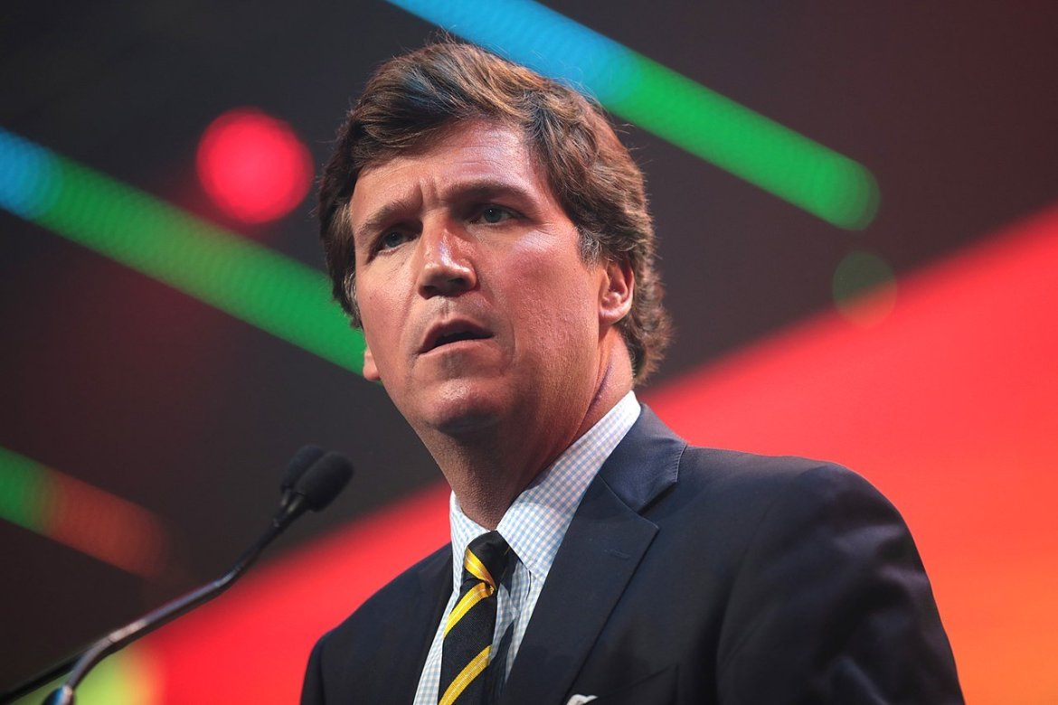 Vice News' Tucker Carlson Slam Is A Distraction From The Left's Collusion