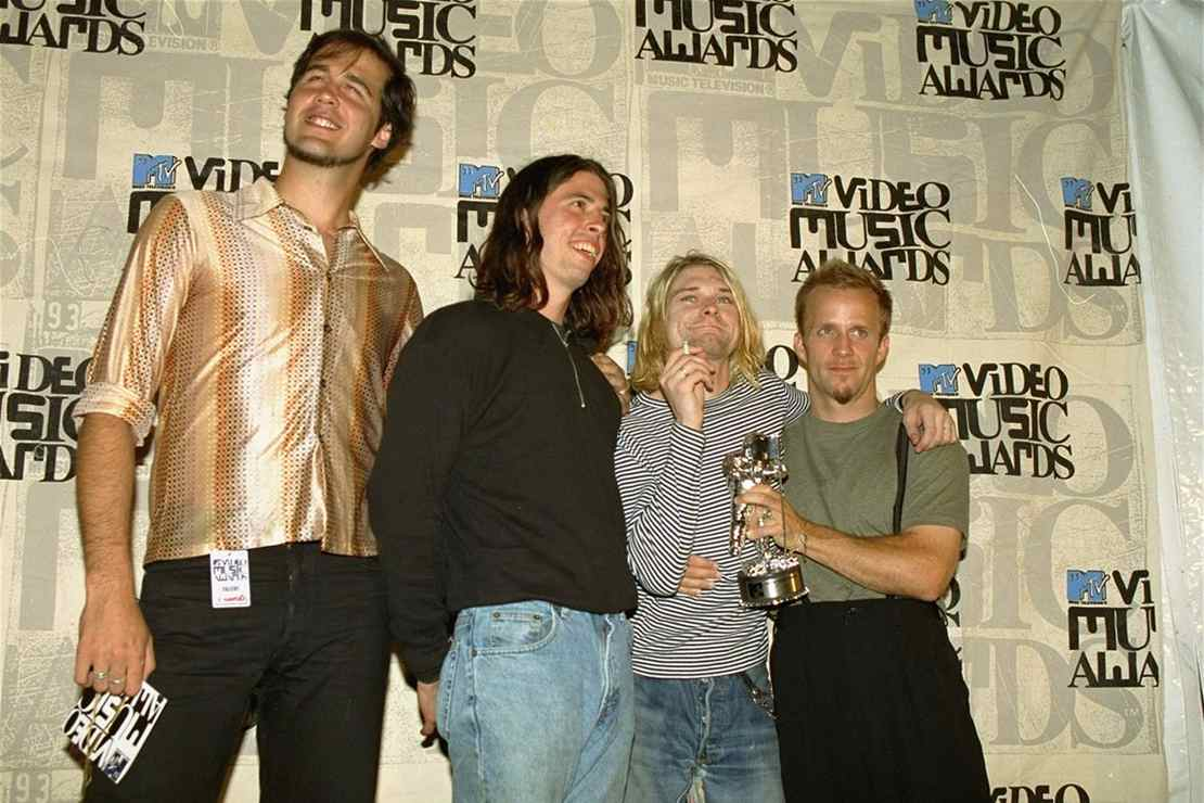 Baby Featured on Nirvana's 'Nevermind' Album Sues — Over 'Child Pornography' – RedState