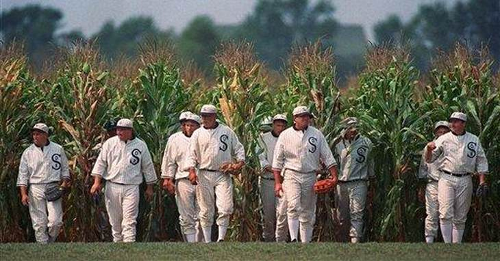 WaPo Desperately Seeks out the Nightmare Behind 'Field Of Dreams' Game – RedState