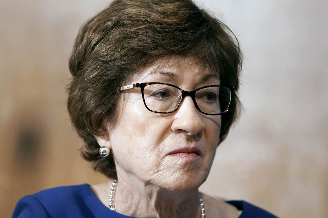 Susan Collins' Words Ring Hollow, as She Criticizes 'Partisan' Capitol Riot Hearings – RedState