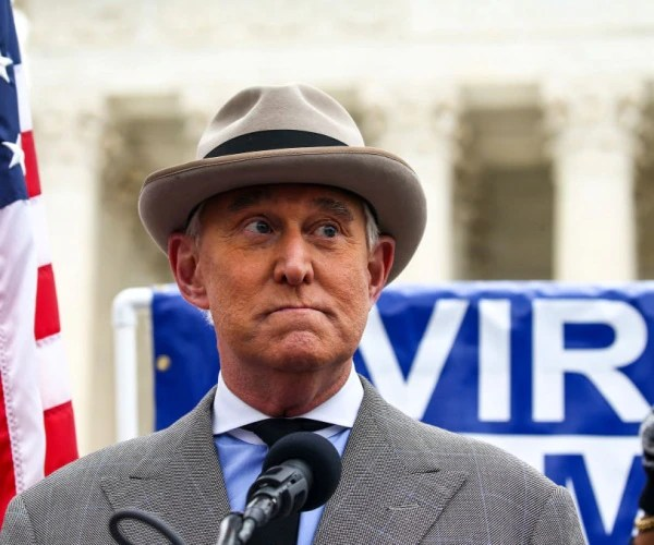 Roger Stone Served Legal Papers Related to Capitol Riot on Live Radio Show