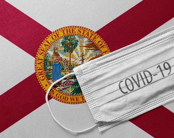 US Funds Florida School District After State Cuts Over Mask Mandate