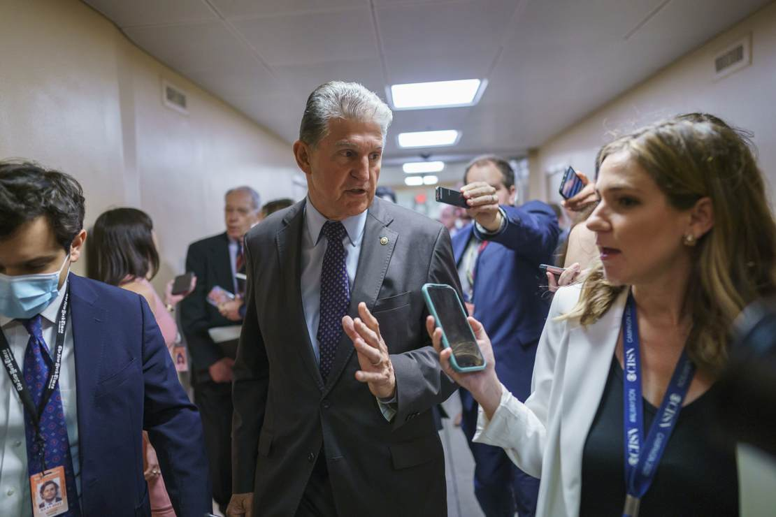 Manchin and Sinema Are Playing a Game Democrats Forget to Play – RedState