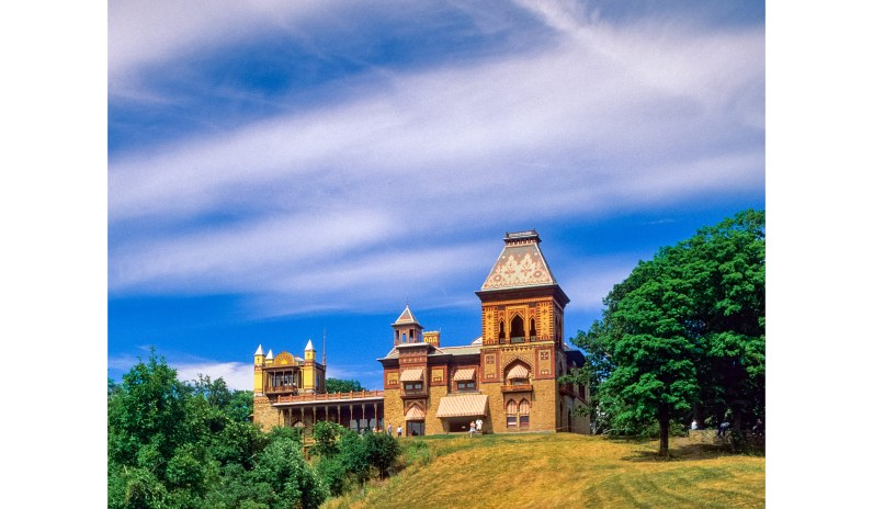 Art Review: Olana — Artist's Home and Estate, Historic Preservation Success Story