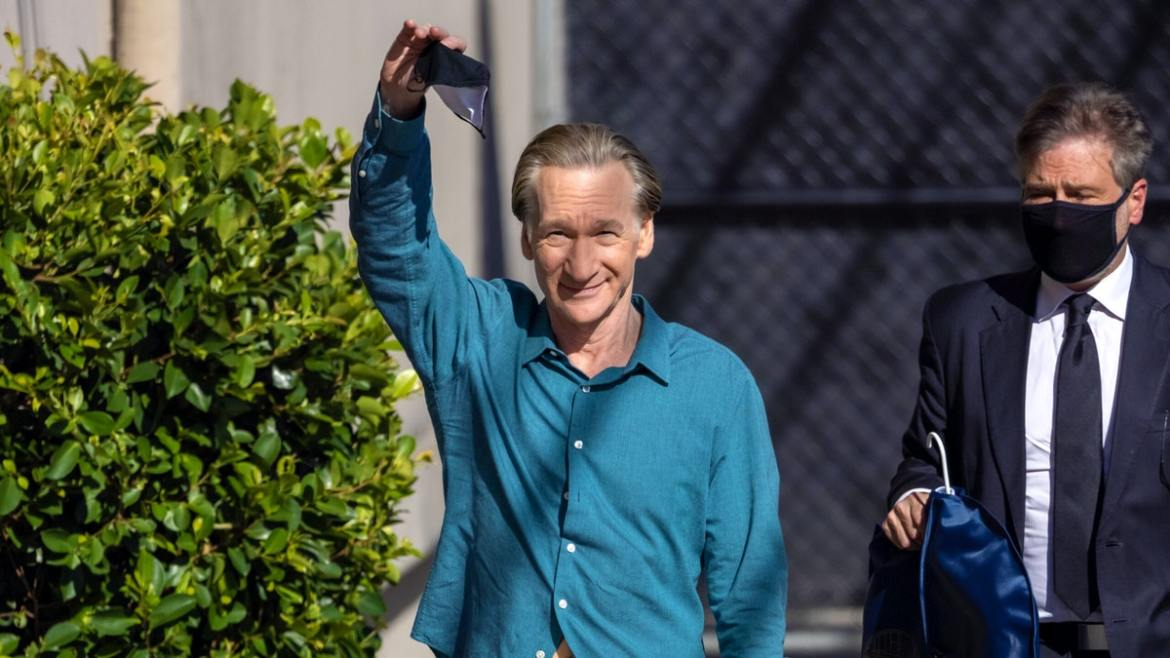 Bill Maher: Liberal Media Scared 'S*** Out Of People' Over COVID, Democrats 'Afraid' To Leave Home