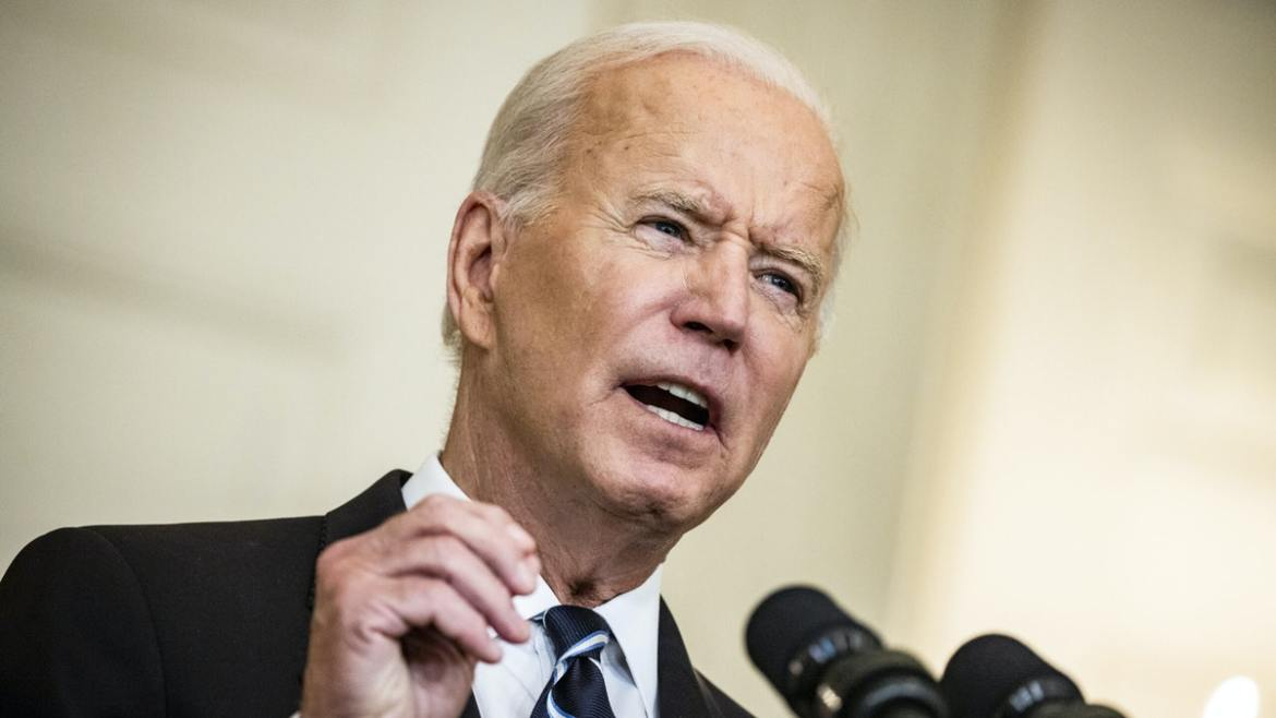 Alaska's Governor Responds To Biden Vaccine Mandate: 'If There Was Ever A Case For 25th Amendment'