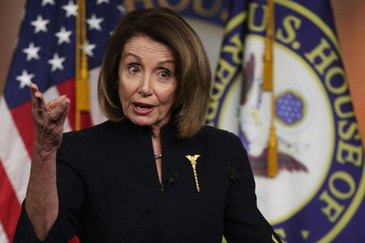 Gen. Milley: Nancy Pelosi Tried To Undermine Nuclear Launch Chain Of Command